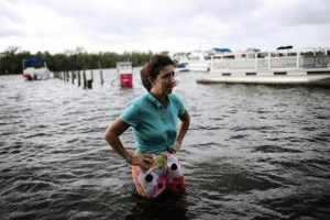 TROPICAL STORM DEBBY RAINS MISERY ON FLOODED FLORIDA | Reuters