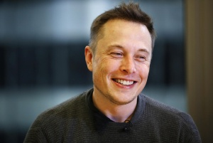 Elon Musk, Chief Executive of Tesla Motors and SpaceX, smiles during the Reuters Global Technology Summit in San Francisco, June 18, 2013. REUTERS/Stephen Lam