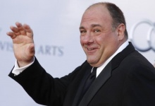 Actor James Gandolfini arrives at the BAFTA Brits to Watch event in Los Angeles, California July 9, 2011. REUTERS/Fred Prouser