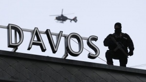 Davos, playground for the elites