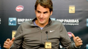 Li, Federer win, Nadal survives scare