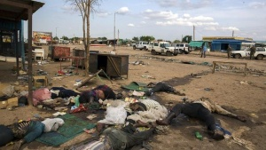 Hundreds massacred in South Sudan
