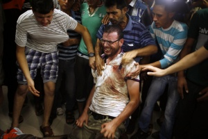 White House: shelling of U.N. facility by Israelis 'totally unacceptable'
