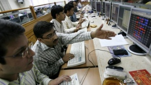 Sensex surges over 300 points on energy reforms, state elections