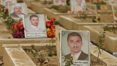 Dozens killed Aden airport