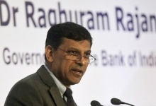 Reserve Bank of India (RBI) Governor Raghuram Rajan speaks during a gathering of industrialists and bankers in Mumbai, September 18, 2015. REUTERS/Shailesh Andrade/Files