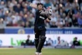 McCullum heads into ODI retirement with New Zealand win