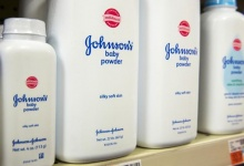 J&J talcum powder