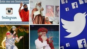 Social media new mantra for Indian gurus