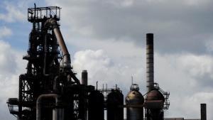 Tata steelworks Port Talbot, Wales, April 26, 2016. REUTERS/Rebecca Naden