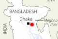 Gunmen attack restaurant in Dhaka's diplomatic quarter