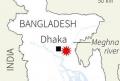 Gunmen attack restaurant in Dhaka's diplomatic quarter