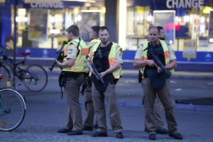 Munich shooter dead teen