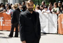 """Director Ritesh Batra arrive for the screening of the film """"Dabba (The Lunchbox)"""" at the 38th Toronto International Film Festival September 8, 2013. REUTERS/Mark Blinch"""
