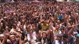 Yemenis demand Saleh goes