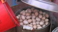 Urine eggs a delicacy in China