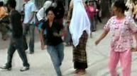 Indonesia earthquake stokes tsunami worries
