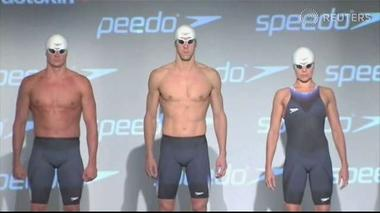 Hydrodynamic for the Olympics: Speedo's new torpedo design  - Decoder