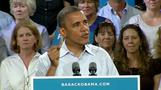 A senior appeal as Obama focuses on Medicare in Florida