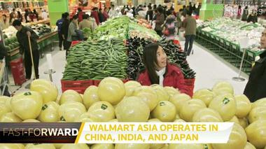 Walmart Asia to keep growing despite China slowdown fears: CEO - Fast Forward