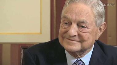 George Soros: Germany should leave the euro or take charge – Freeland File