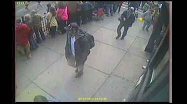 Security video of suspects in Boston Marathon bombing: FBI