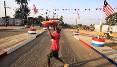 NEWSMAKER: Liberia must become a manufacturing economy