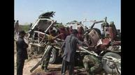 Pakistan bomb kills 13