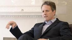 NEWSMAKER: Geithner takes questions on banking system, Europe