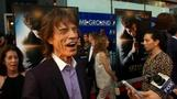 Jagger on James: He was always generous with me