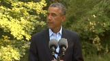 Obama says Iraq took promising step with new PM-designate