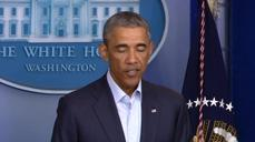 Obama to send Attorney General Holder to Ferguson, urges restraint