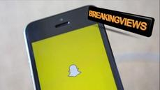 Breakingviews: Snapchat all talk?