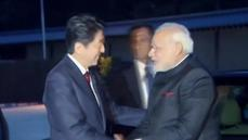 Indian PM kicks off five-day visit to Japan