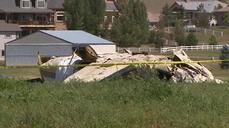 Plane crash kills 5 in Colorado