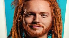 "A ""Red Hot"" exhibit tries to rebrand the stereotype of male redheads"