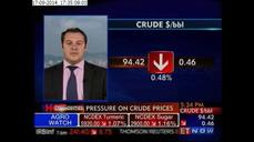 See near term weakness in Brent: JP Morgan
