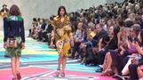 Burberry's first Indian model conquers fashion world