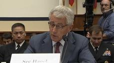 Hagel says Islamic State fight will not be brief, or easy