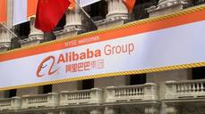 Alibaba makes market history