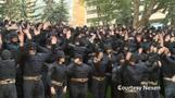 Hundreds of Batmen secure world record