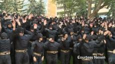 Hundreds of Batmen secure world record