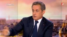 I must give back to my country: Sarkozy