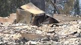 California wildfire destroys homes, thousands more threatened