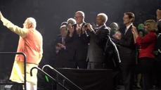 A New York welcome for Modi in Madison Square Garden
