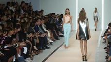 Mugler turns page with first collection by David Koma at Paris Fashion Week