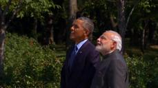 Once banned from U.S., Modi embraced by Washington elite