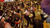 Hong Kong protests won't derail Shanghai st