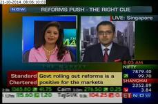 Overweight on Indian equities, expect near-term volatility: Standard Chartered