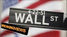 Breakingviews: Countering Wall Street's culture